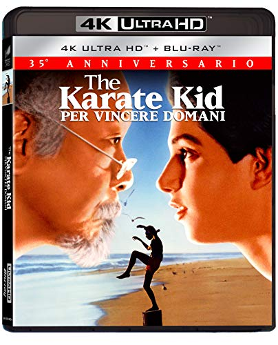 Blu-Ray - Karate Kid (Blu-Ray 4K Ultra HD+Blu-Ray) (1 BLU-RAY)