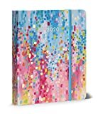 2020 High Note Fresh & Colorful Spring Shower 18-Month Weekly Hardcover Planner