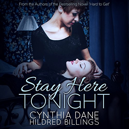 Stay Here Tonight audiobook cover art