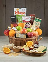 50th Anniversary Fruit Basket from Stew Leonard's Gifts