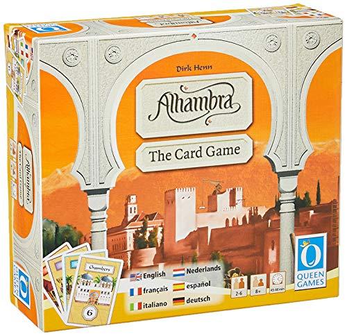 Jeu de Cartes Alhambra