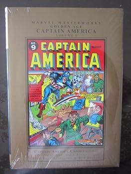 Marvel Masterworks: Golden Age Captain America, Vol. 3 - Book #111 of the Marvel Masterworks