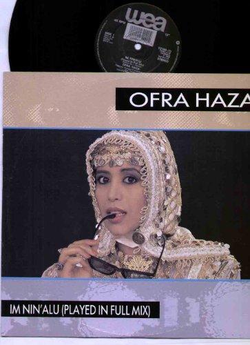 Ofra Haza - Im Nin Alu - 12 inch vinyl
