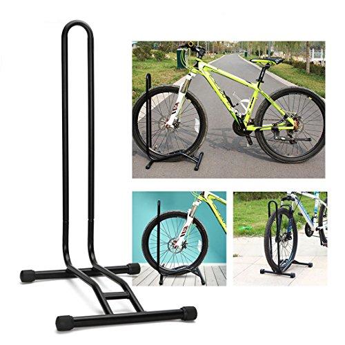 YP 43 * 37.5 * 75 cm Fahrradständer Reifenbreite Bis 2.4 Zoll Fahrrad Ständer Schwarz