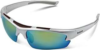 Duduma Polarized Designer Fashion Sports Sunglasses for Baseball Cycling Fishing Golf..