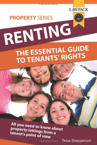 Image OfRenting: The Essential Guide To Tenants' Rights (Lawpack Property Series) (Lawpack Property Series)