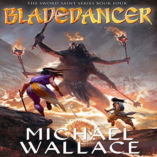 『Bladedancer』のカバーアート