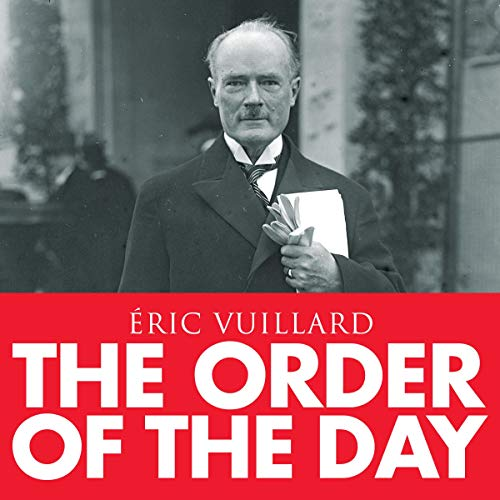 Couverture de The Order of the Day