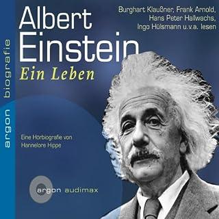 Albert Einstein. Ein Leben Titelbild