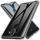 LK Nokia 8 Sirocco Funda, Carcasa Cubierta TPU Silicona Goma Suave...