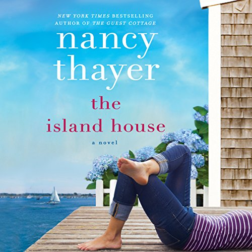 The Island House audiobook cover art