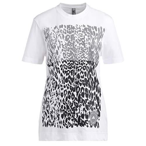adidas T-Shirt Training Bianco Grafic - XXS