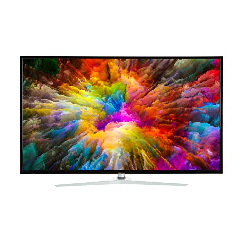 MEDION X15502 138,8 cm (55 Zoll) UHD Fernseher (Smart-TV, 4K Ultra HD, Dolby Vision HDR, Netflix, Prime Video, WLAN, HD Triple Tuner, DTS Sound, PVR, Bluetooth)
