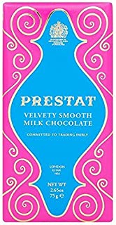 Prestat Velvety Milk Chocolate Bar - 75g