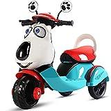 Unbekannt Das Neue Elektroauto Elektro-Dreirad für Kinder 1-6 Jahre Baby