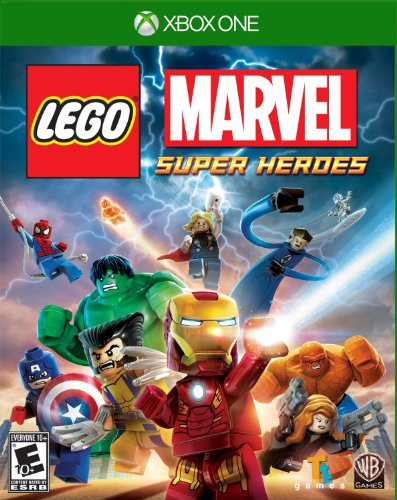 Lego Marvel: Super Heroes – Xbox One – Estándar Edition
