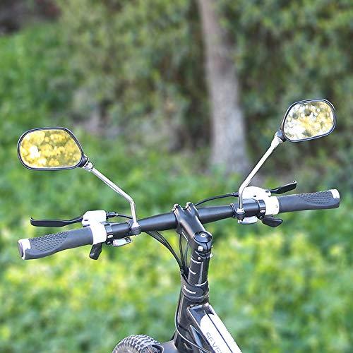 Arkham Fahrradspiegel Rückspiegel Genaration 2.0 für Fahrrad Motorrad E-Bike - 6