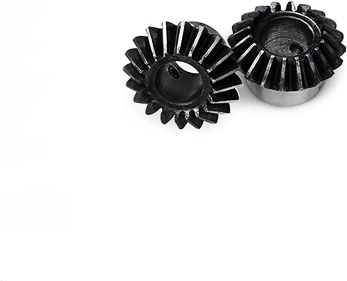 TMP1105 35% OFF High order 2pcs 2.5 3 Modulus 16-30 G Bevel Spiral Gear Teeth