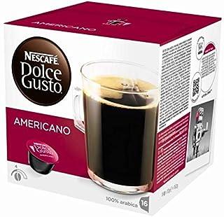 Nescafe Dolce Gusto Americano Coffee Capsules 160 gm