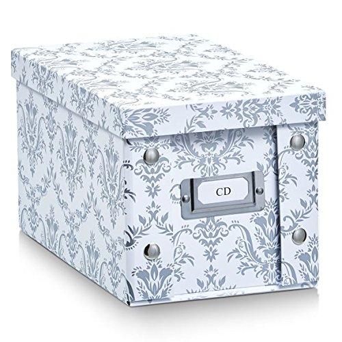2x Zeller CD-Box