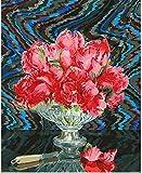 BinTing 3000 Piezas de Rompecabezas de Animales para Adultos, Hermosas Flores, Arte, Juego de Ocio, Juguete Divertido, Regalo, Amigos Familiares adecuados