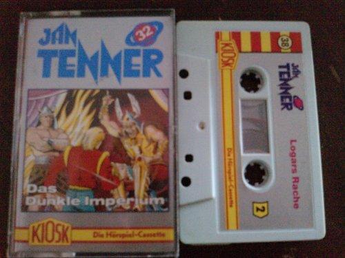 Jan Tenner Hörspiel MC Kassette 032 32 Das Dunkle Imperium [Musikkassette] [Musikkassette]