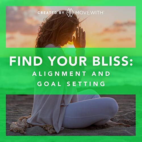 Find Your Bliss: Alignment and Goal Setting audiobook cover art