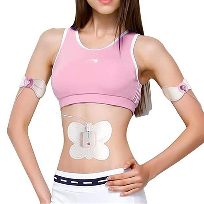 申請者アニメーションぼんやりした究極の腹部刺激装置、 USB充電インテリジェントABS腹部トレーナー、 腕と脚の筋肉トレーニング刺激装置、 オフィスホームジムフィットネス機器