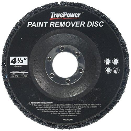 2unidades pintura y eliminador de óxido Disco de rueda molinillo para 115mm x 22,2mm amoladora angular