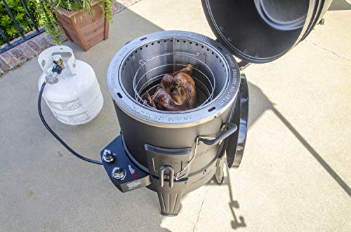 Char-Broil The Big Easy  - Smoker, Roaster and Grill All-in-One.