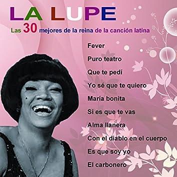 Las 30 mejores de la reina de la canción latina