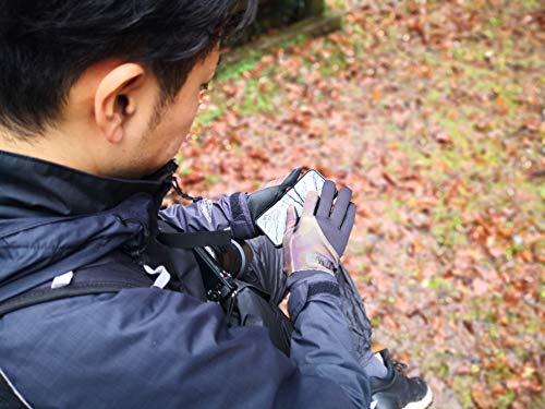 東和コーポレーションEXTRAGUARDAirflowEG-009Mサイズ《圧倒的な通気性を掲げて開発PU手袋》