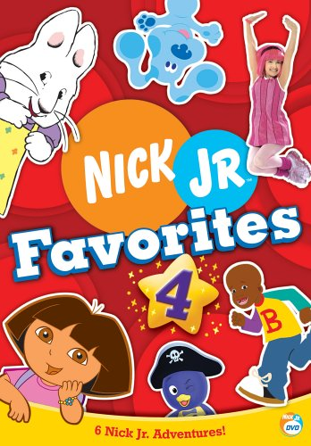 Nick Jr. Favorites - Vol. 4
