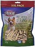TRIXIE Snack PREMIO Fish Chicken Stripes, XXL Pack, 300 g, Perro