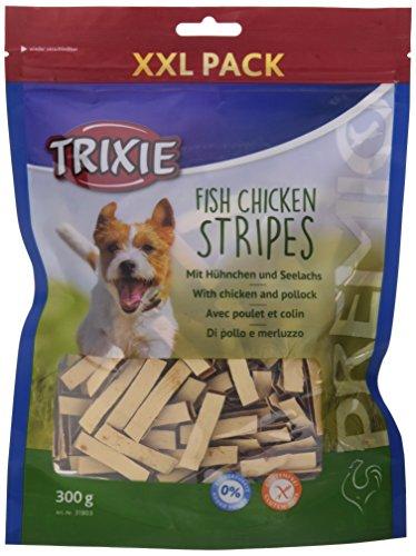 Premio Fish Chicken Stripes, XXL Pack, 300g