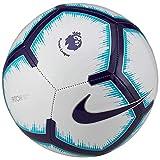 Nike PITCH PREMIER LEAGUE - Balón de fútbol 2018/2019, color blanco, tamaño 5