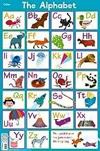 Collins Children's Poster – Alphabet