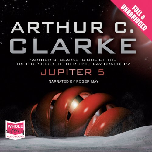 Jupiter 5 audiobook cover art