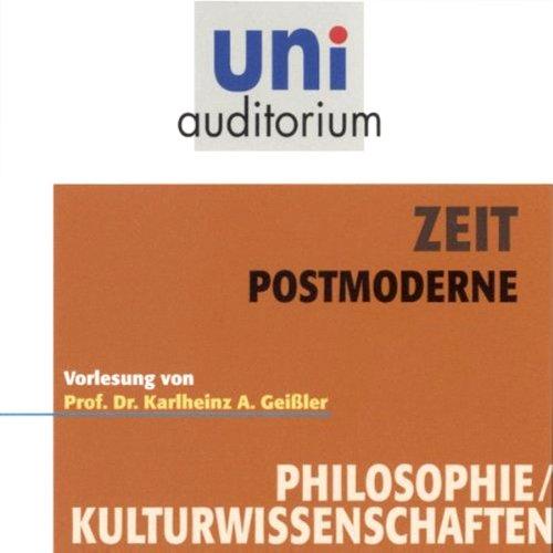 Zeit. Postmoderne Titelbild