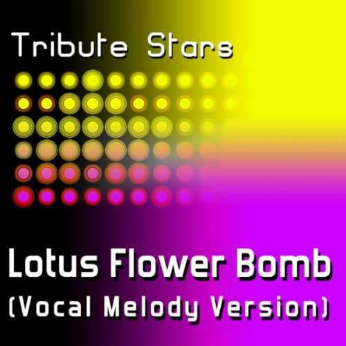 Amazoncom Wale Feat Miguel Lotus Flower Bomb Vocal Melody