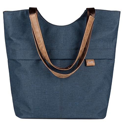Zwei Olli Cycle OC15 Shopper 41 cm blue