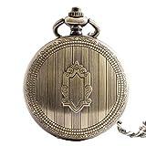 Diamètre du boîtier: 4,5 cm.Épaisseur du boîtier: 1 cm.Longueur de la chaîne de montre de poche: 36 cm.
