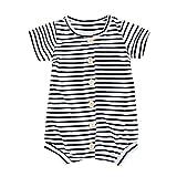 BeautyTop Baby Frühchen Kleidung Strampler Overall Mädchen Jungen 32-44cm Eule Pinguin Neugeborenen Warme Pullover Baumwollstreifen Zweireiher Mit Kapuze Strickjacke