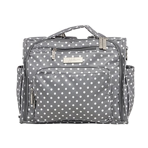 Ju-Ju-Be B.F.F. Convertible Diaper Bag, Dot Dot Dot, One Size