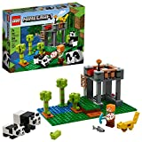 LEGO Minecraft The Panda Nursery 21158...