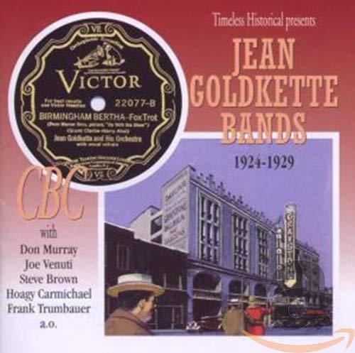 Jean Goldkette Bands 1924-1929