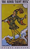 Pocket Rider Waite Tarot by Arthur Edward Waite (1975-06-01)