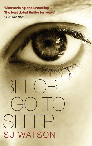 Before I Go To Sleepの詳細を見る