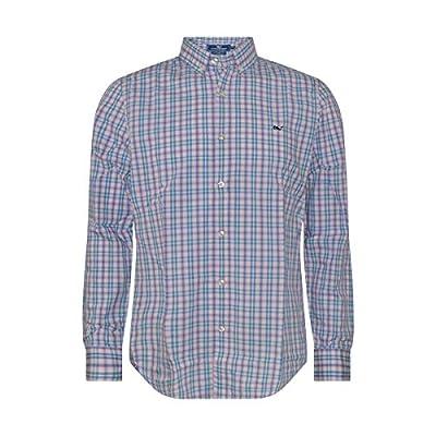 Vineyard Vines Men's Slim Fit Whale Button Down Dress Shirt