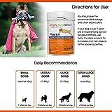 Gelenk Ergänzungsfutter für Hunde   Gegen Arthritisschmerzen, Hüftprobleme, Rheuma, Arthrose & Bewegungsprobleme   Gelenkschutz für Ihren Hund  120 Extra Starke & Kaubare Gelenketabletten - 3